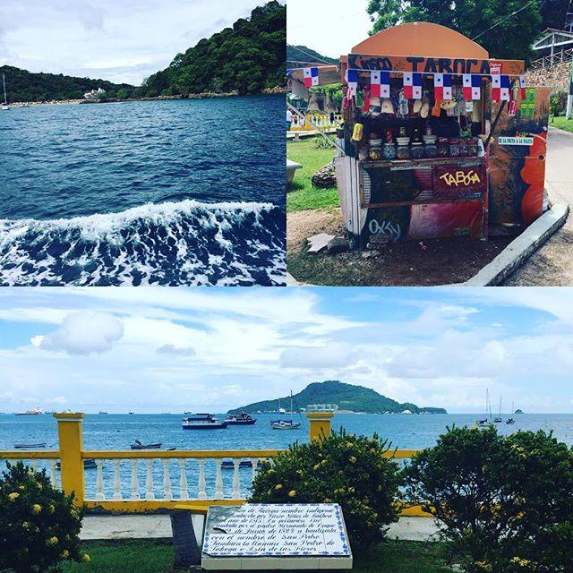 Toboga Island, Panama.