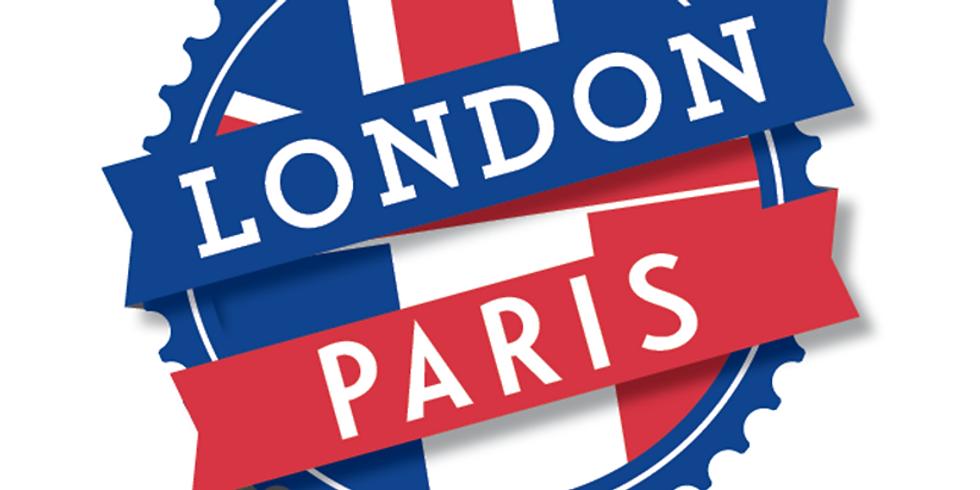 Valentine's Day Sale: 2021 London & Paris Group Trip