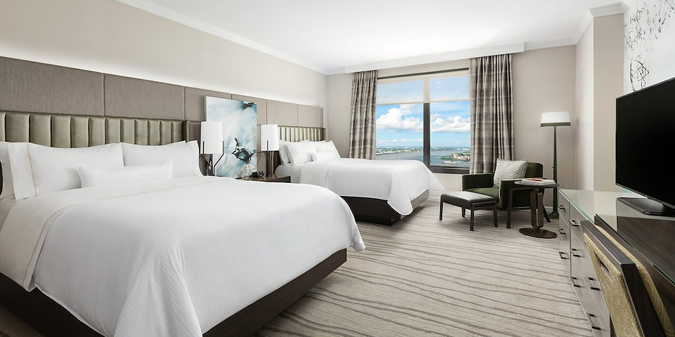 2021 Essence Festival Packages Westin *Includes Concert Tickets*