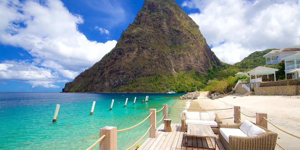 2022 St. Lucia: Zen to Amen - A Wellness Retreat