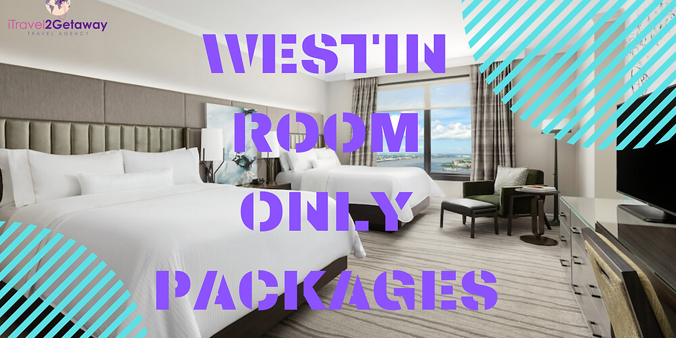 2021 Essence Festival Westin *ROOM ONLY* Packages