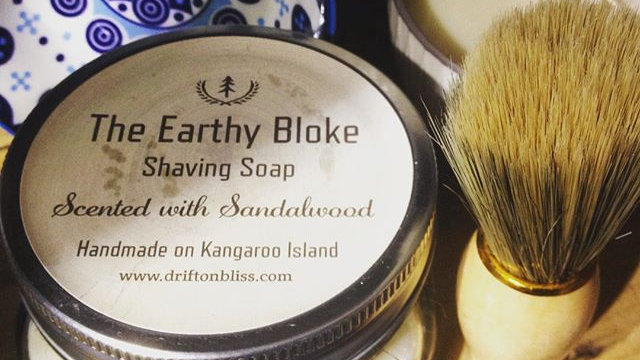 Earthy Bloke Shaving Soap