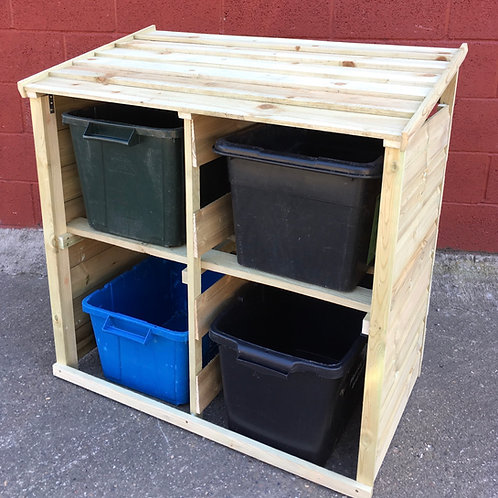 Recycling Storage Premium 4 box