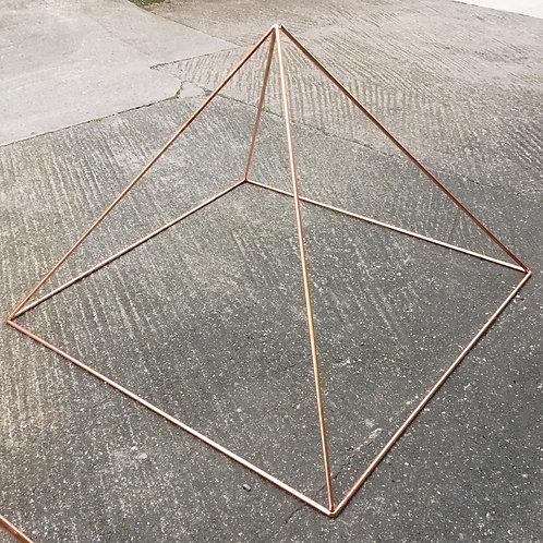 Giza Meditation Pyramid (Short & Wide)