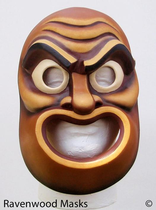 Greek Theatre Mask