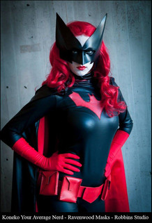 Batwoman cosplay