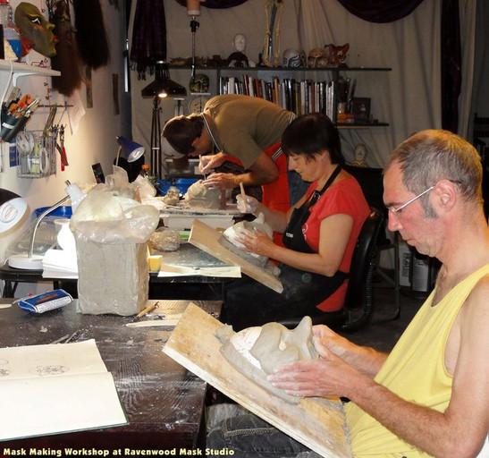 Master Mask Making Workshop