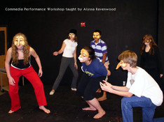 Commedia Performance Workshop