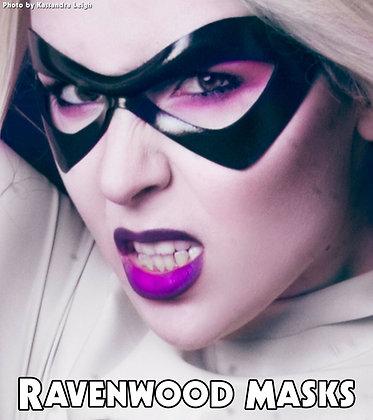 Phantom - leather mask