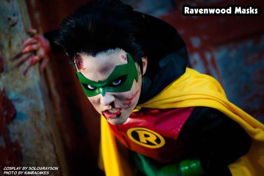 Robin cosplay