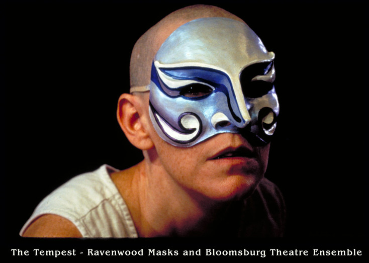 Ariel Mask Design