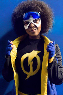 Static Shock Cosplay