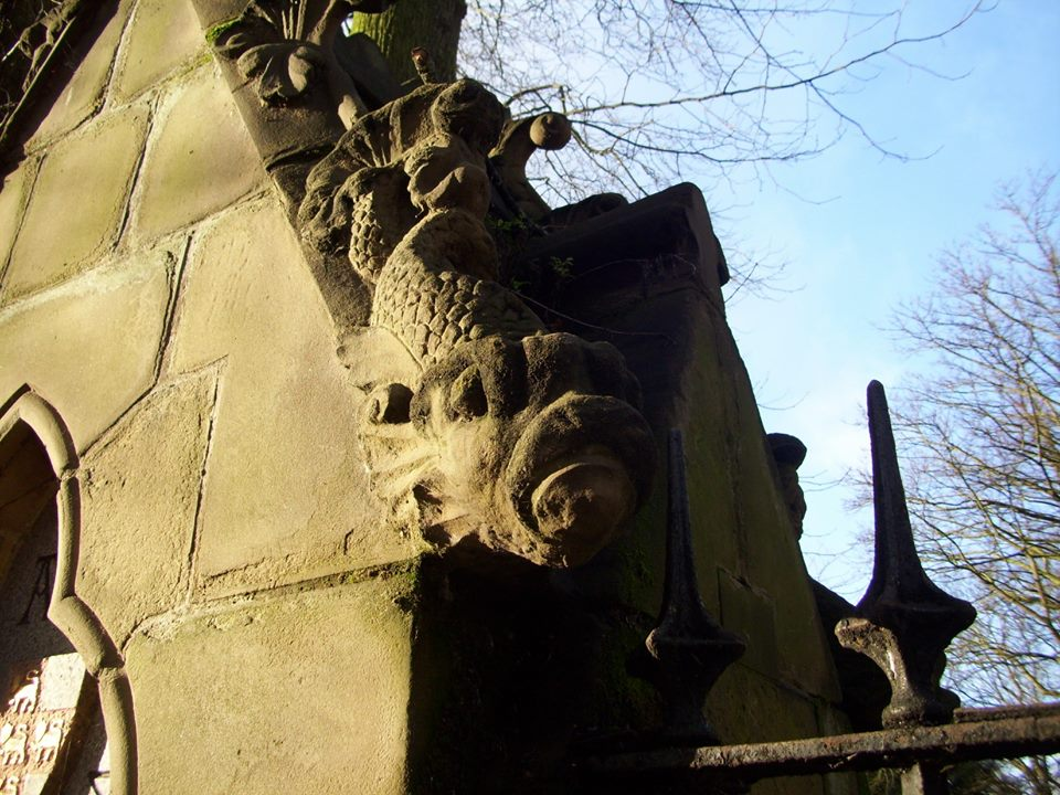 Detail from Victorian Fountain York