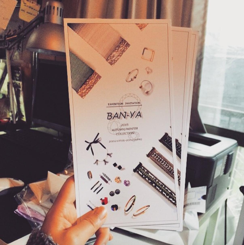 BAN-YA (Editorial Design)