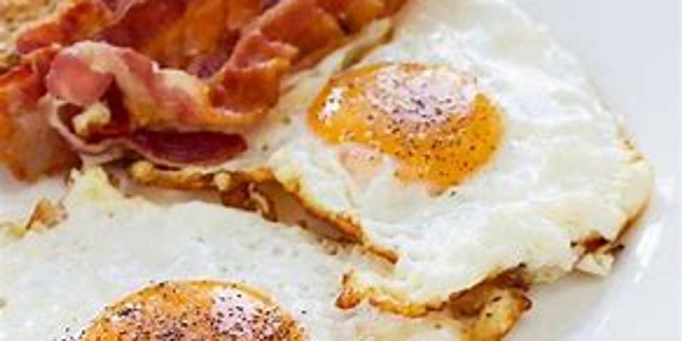 Men's Breakfast - CANCELLED