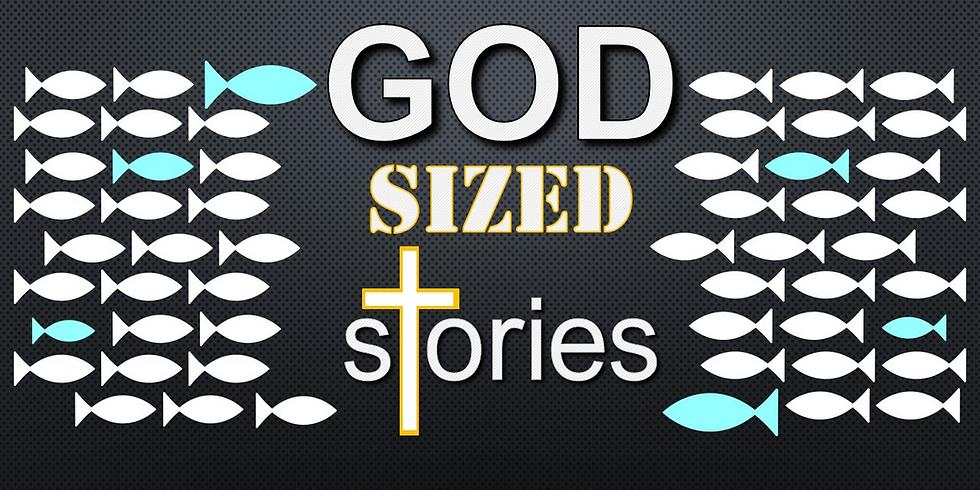 God Sized Stories - Job