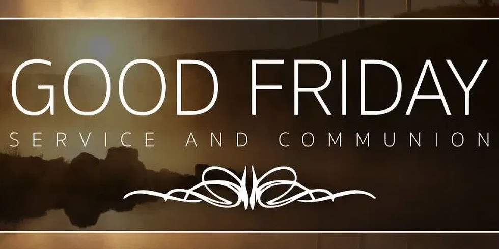 Good Friday - ONLINE Service