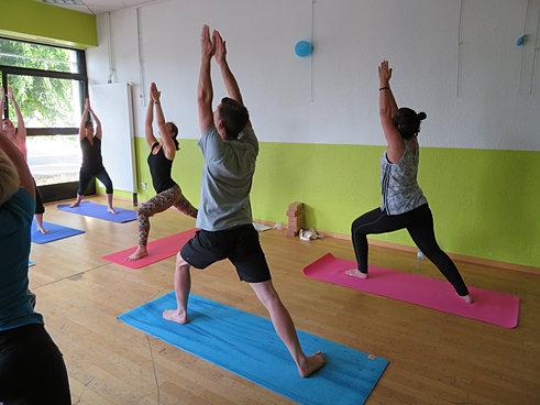 ashtanga yoga obernai  cours collectifs