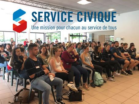 Rassemblement Jeunes Service Civique