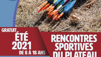 Rencontres Sportives du Plateau 2021