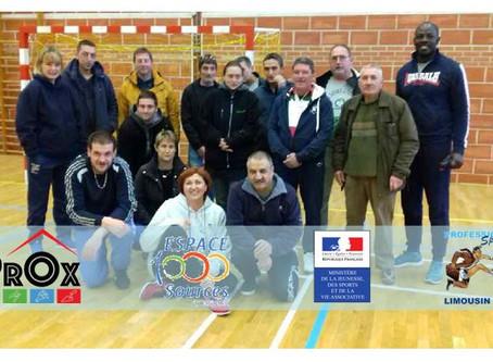 PROx Chantiers renoue avec la journée sport !