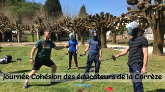 Journée Cohésion des éducateurs