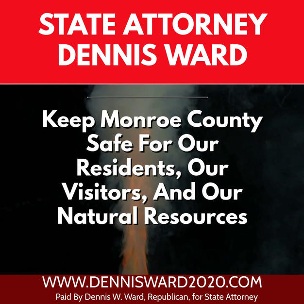 DENNIS WARD - FOR STATE ATTORNEY