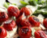 Gegrillte Kirschtomaten | Hickory Speisekarte