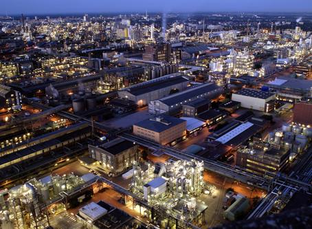 産業共生在德國:巴斯夫生態園區 BASF Ludwigshafen Site