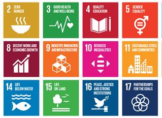 超越GDP,邁向SDGs!