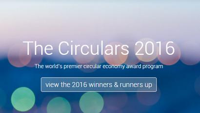 The Circulars 2016 循環經濟獎項公布
