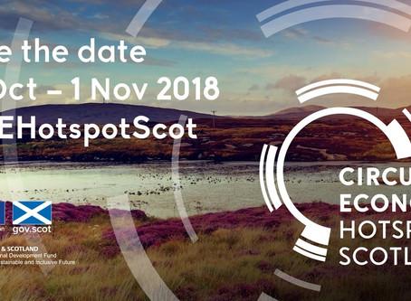 2018蘇格蘭循環經濟熱點計劃出爐