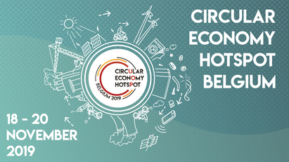 Circular Economy Hotspot Belgium 2019