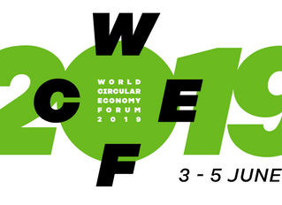 2019 WCEF 世界循環經濟論壇議程公布!
