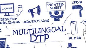 Meertalige DTP: documenten opmaken in allerlei talen