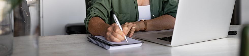 Creatieve teksten schrijven