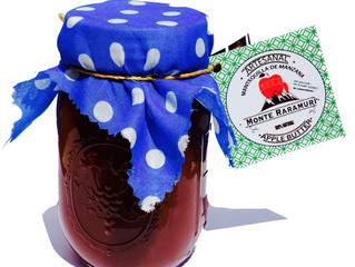 Apple Butter ( Mantequilla de manzana)