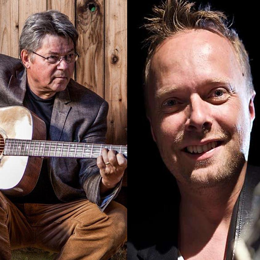 Viser og sjove historier v/Erik Grip og Søren Krogh