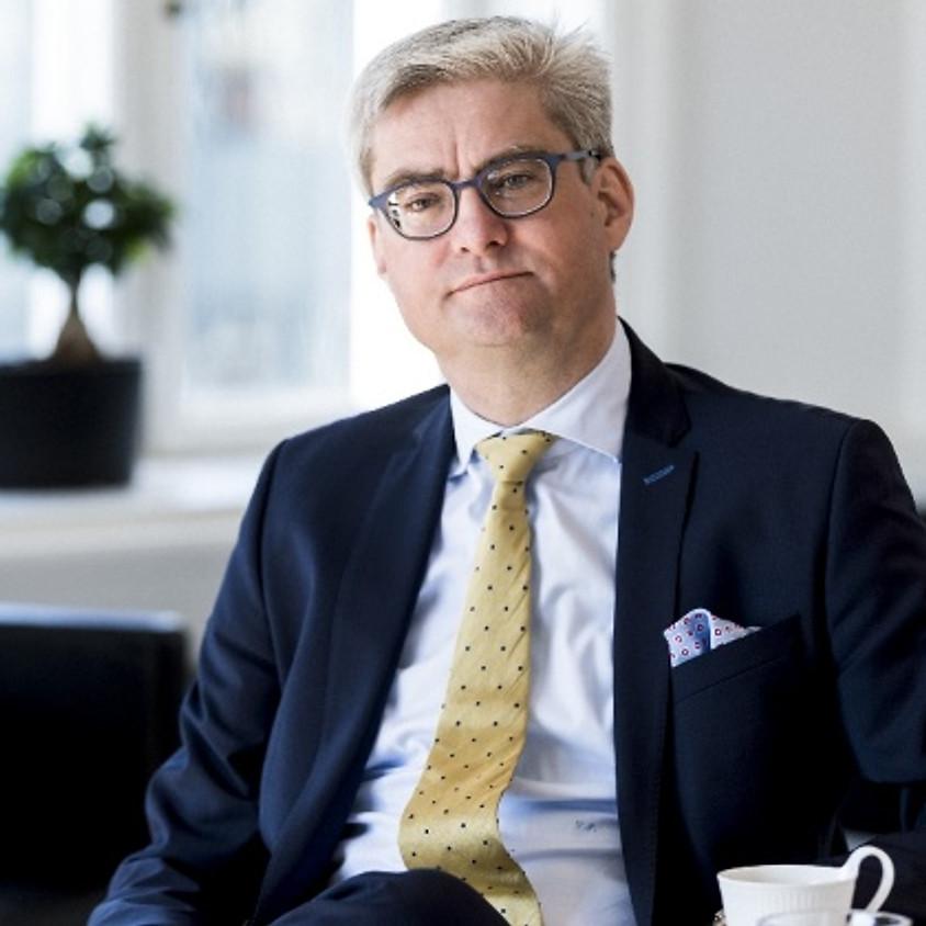 Søren Pind - Anekdoter fra et langt liv i politik