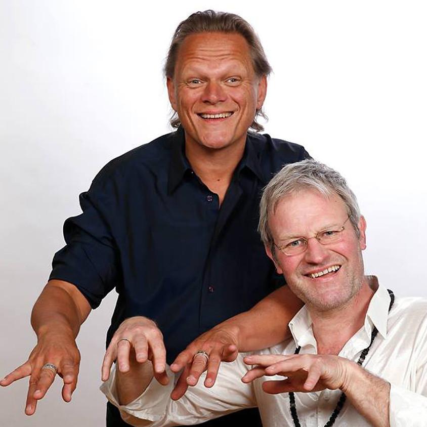 Piano Night Sigurd Barrett og Esben Just