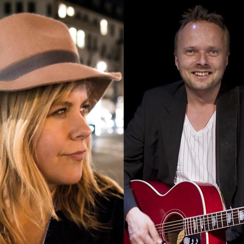 Koncert m/Søren Krogh og Marie Frank