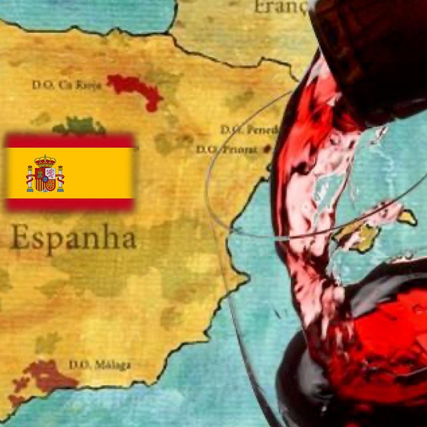 """En aften i Spanien"""
