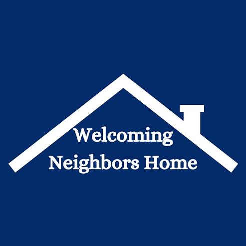 Welcoming Neighbors Home Logo - Transpar