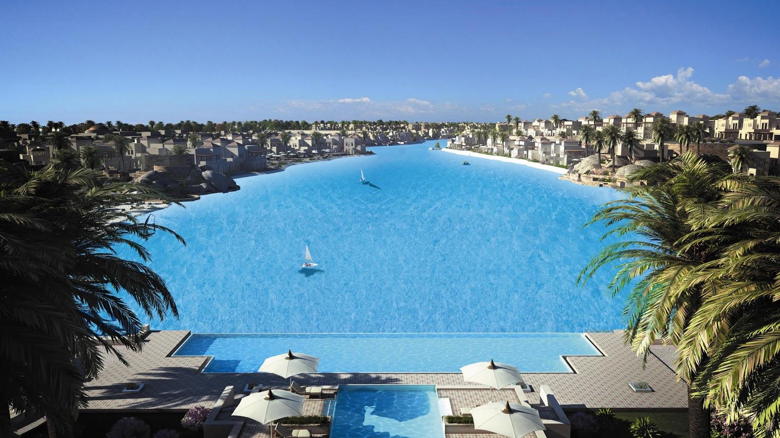 Sharm El Sheikh Crystal Lagoons Egito
