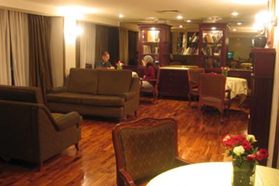 JERUSALÉM GOLD HOTEL LOBBY
