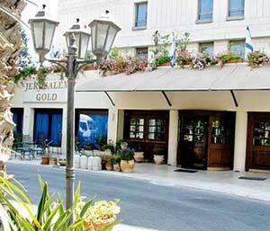 JERUSALÉM GOLD HOTEL