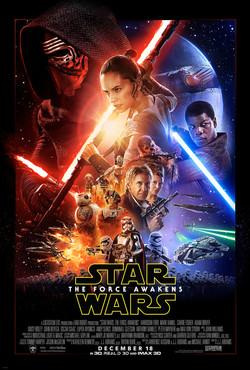StarWars VII: Force Awakens