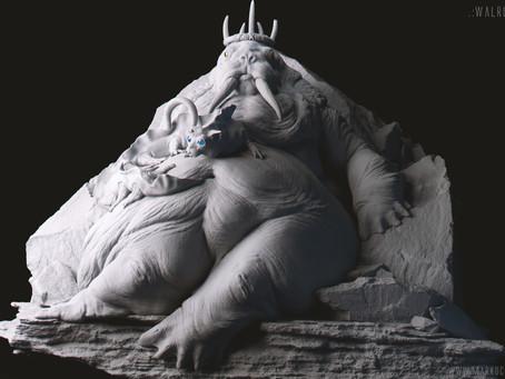 Walrus King 👑