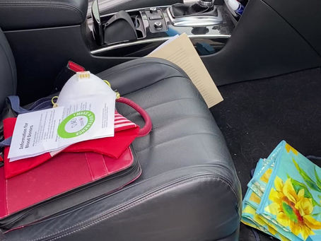 How to Organize and De-clutter a Car