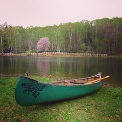 Canoe in May